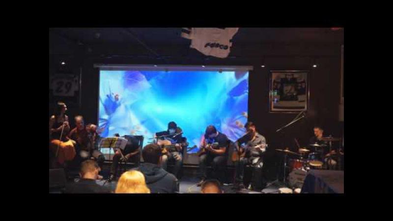Группа «LIGHTHOUSE» на Квартирнике