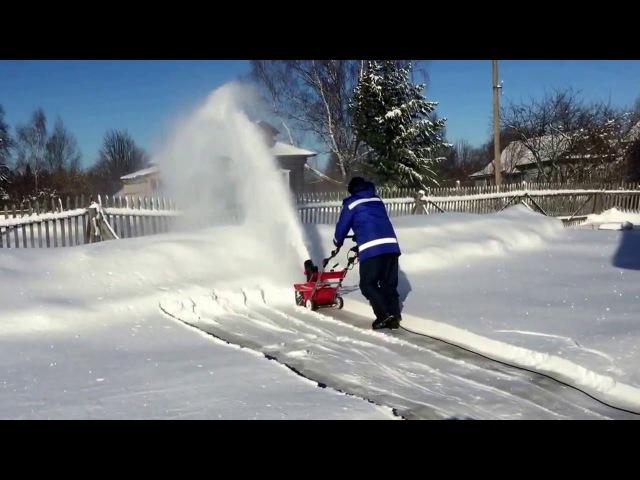 Снегоуборщик AL-KO Snowline 46E