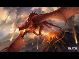 Really Slow Motion &amp Epic North - Sea of Flames (Epic Powerful Orchestral)