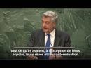 Etats Unis : la pétition Aveclesréfugiés est remise au Secrétaire Général des Nations Unies
