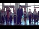 Владивосток. игра Зарница ,выступление Долгачева А.Н. 2017 г