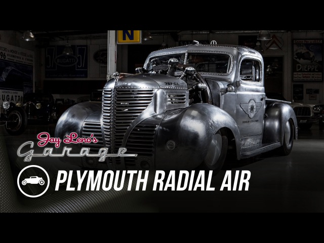 1939 Plymouth Radial Air - Jay Leno's Garage