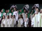 ГКЦЗ Россия - Гала-концерт Folk без границ - Хор имени М.Е.Пятницкого и Домисолька