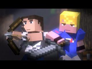 Survival Games - Part 2 - Minecraft Animation - Hypixel