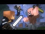 Survival Games - Part 1 - Minecraft Animation - Hypixel