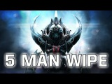 5 Man TEAM WIPE @ LVL 1| OG vs. EG - MDL Dota 2
