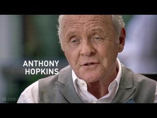 Актерская игра Энтони Хопкинса в сериале Мир Дикого Запада