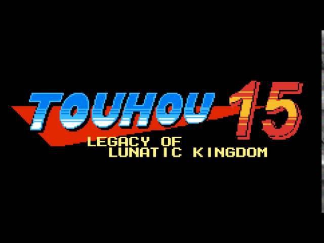 Frozen Capital of Eternity (LoLK) - TOUHOU Stage 10 [8-bit 2A03]