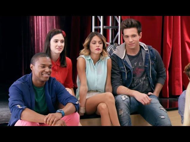 Сериал Disney Виолетта Сезон 3 Эпизод 68
