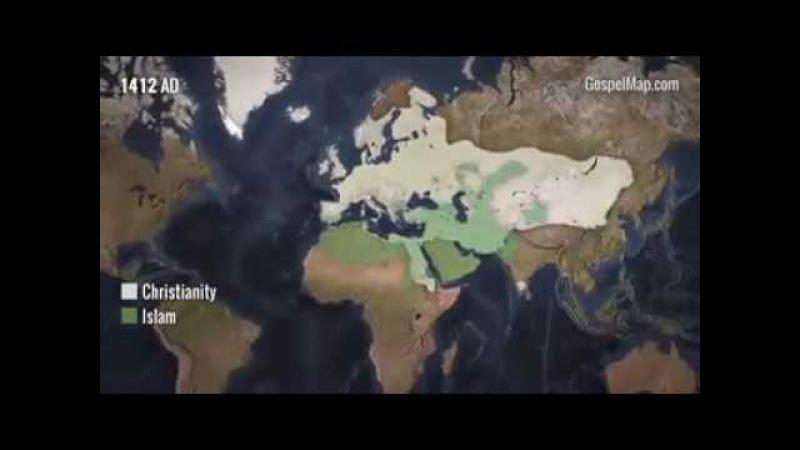 Кратко о истории христианства за 2000 лет