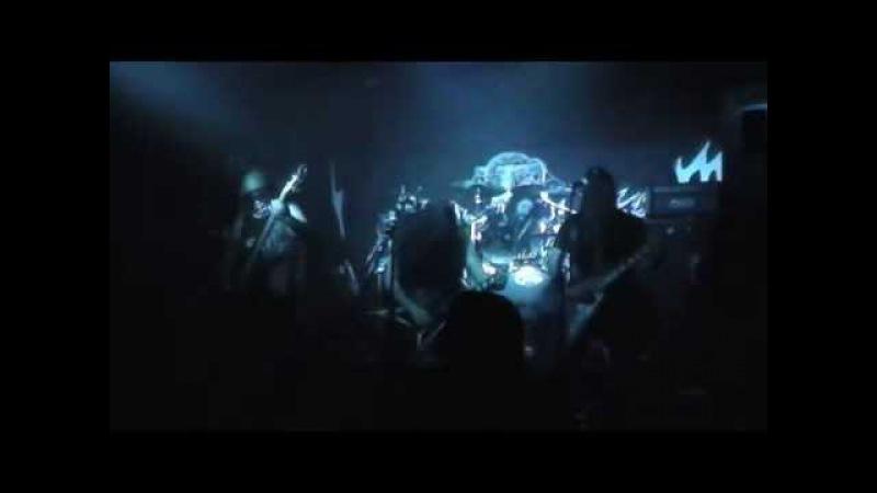 ORACULUM Cenotaph Bolt Thrower cover Live at Golden Rock Bar Rancangua 2015 09 10