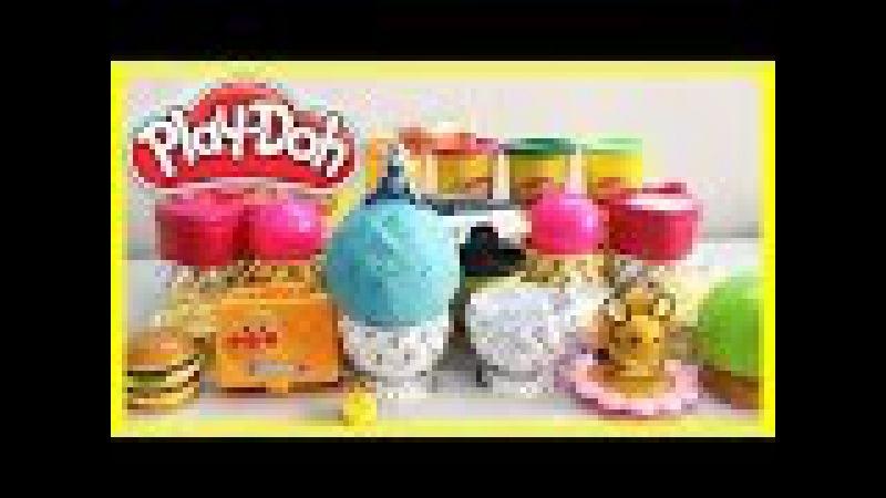 Play-Doh Surprise Eggs Videos | Play Doh Surprise Balls | Egg Surprise Toys Videos For Kids.