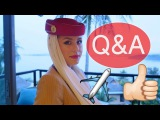 Q&ampA SALARY LIFE IN DUBAI EMIRATES CABIN CREW