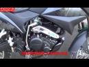 Видео обзор мотоцикла VIPER V250VXR Mototek