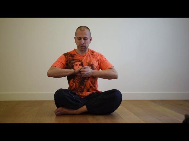 Убираем препятствия (Ганеш Мудра). Remove the obstacles (Ganesh Mudra)