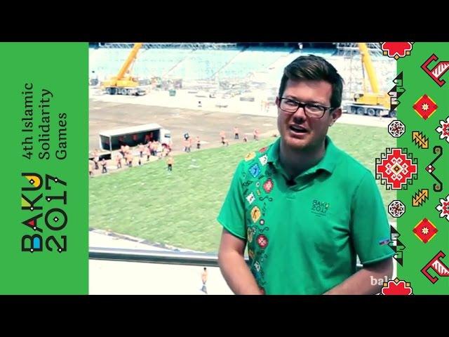 Olimpiya stadionu: Açılış mərasimindən atletika yarışlarına | Bakı 2017