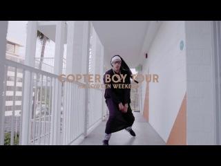Apashe - Copter Boy Tour Halloween Weekend
