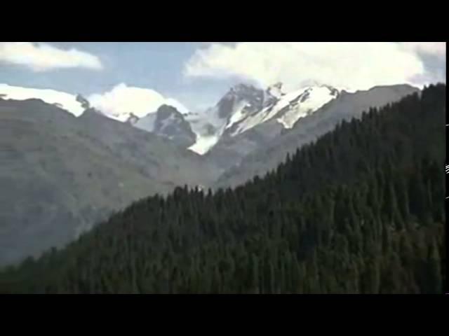 Kazakh folk song Jalghan Ay - Asemkhan