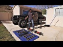 Jeep Wrangler JKU Suspension UPGRADE Game Changer 6Pak DIY - Metalcloak Lift Kit