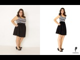 How to use Liquify tool in Photoshop, Body shape editing tutorial