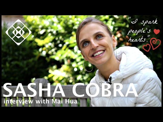 Sexual energy, Lovemaking and Orgasmicness. (Sasha Cobra Interview. London 2016.)