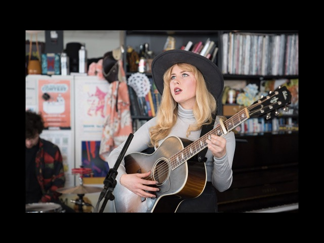 Holly Macve: NPR Music Tiny Desk Concert