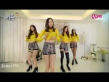 AOA & EXID (mash up) Up & Down Like A Cat