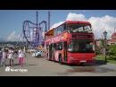 Двухэтажный экскурсионный автобус Матрешка