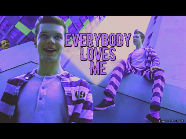 » jerome valeska | everybody loves me HUMOR 3x14.