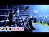 Electric Violin &amp Drum Machine DJ (Caitlin De Ville &amp Drum Machine DJ)