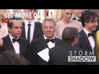 Dustin Hoffman, Adam Sandler, Ben Stiller, Emma Thompson and more on the red carpet in Cannes