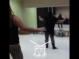 Amar dance, choreographer Layla Amar