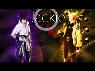 Naruto Shippuuden OP 18 [LINE] (Jackie-O Russian Full-Version)
