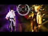 Naruto Shippuuden OP 18 LINE (Jackie-O Russian Full-Version)
