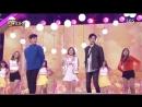 Hyeri, Kim Min Jae,Kim Min Seok,Yang Jin Sung,Moon Ji In cover GFRIEND Me Gustas Tu SBS Drama Awards