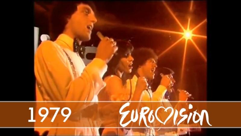 1979 Milk Honey with Gali - Hallelujah (Израиль) (Eurovision - Евровидение 24)