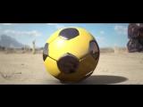 Невероятный футбол роботов