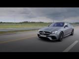 Мурашки по коже_ 3,4 сек до 100! Тест-драйв и обзор Mercedes-AMG E 63 S 4Matic
