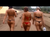 Три русские тп на пляже [ молодые юные студентки школьницы любительское не порно упругая большая жопа попка попа сиськи в бикини