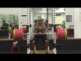 Beast Mode Fitness  Box Jumps with Devonte Wilson