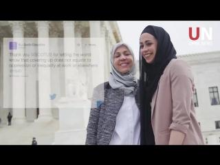 Мусульманка отстояла право на Хиджаб в США