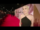 Lady Gaga interviewed for British Fashion Council in London
