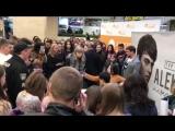 ALEKSEEV / Автограф-сессия в Запорожье / 15.03.17