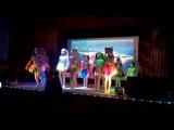 Танец Тамары на выступлении в РДК 03.02.2017 года
