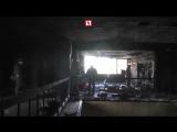 видео из кабинета зашкваренного Гиви после взрыва (вато-видео)