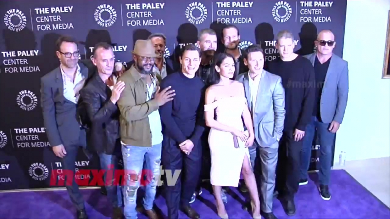Prison Break Cast 2017 PaleyLive LA Spring Season