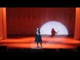 Aнастасия Алексеева - Севара Назархан -Там нет меня - World Festival IdolCon Autumn 2015