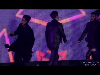 [FANCAM] 170121 Green Nature 2017 EXO Fan Festival @ EXO's Suho - Lotto