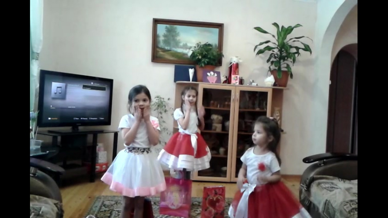 танец Маленькая модница