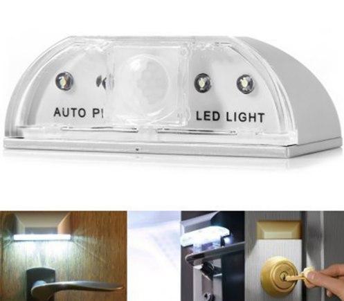 А можно найти какой то светильник который срабатывает при приближении чего то типа ключа на расстояние 05 - 1 метр И при